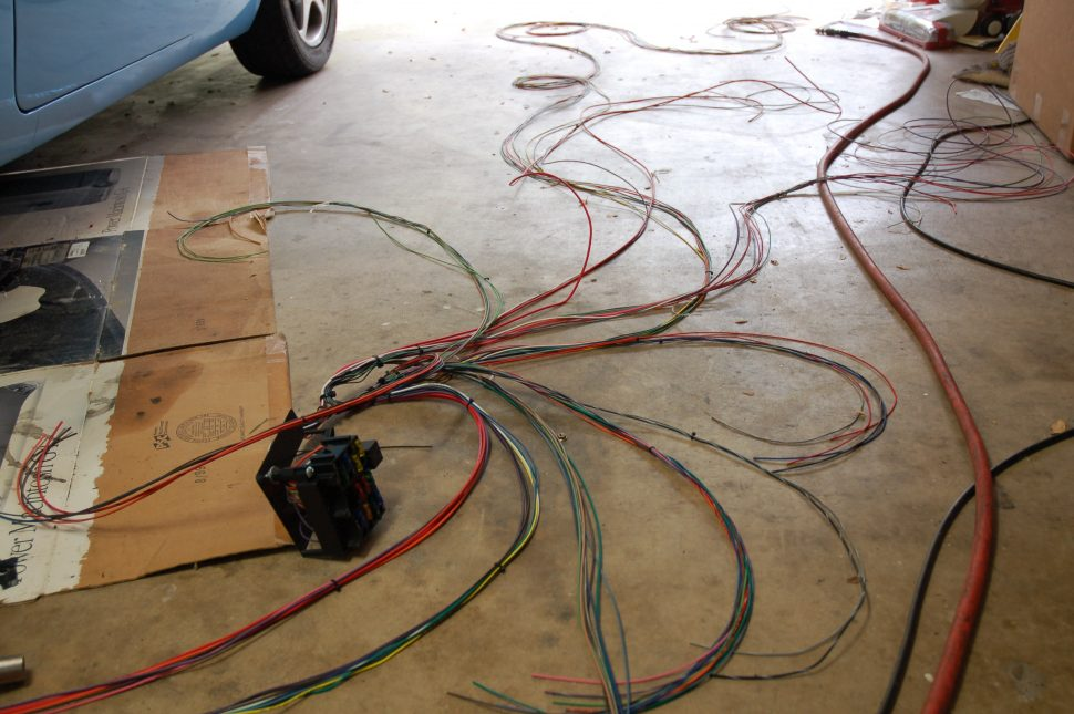 DSC_0020 970x645 installing a new wiring harness in our garage car news, car  at crackthecode.co