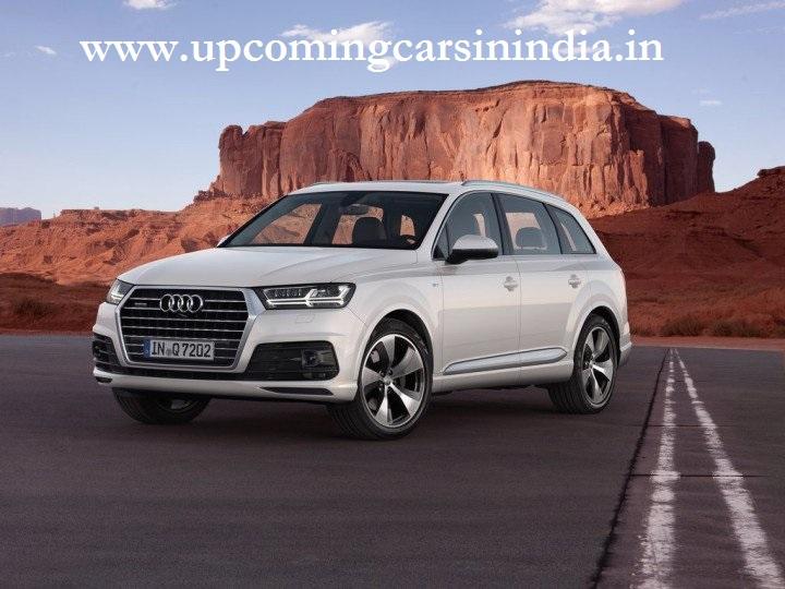 Audi Q7 New Model