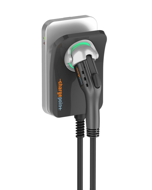 ChargePoint Home 25 electric-car charging station (EVSE)