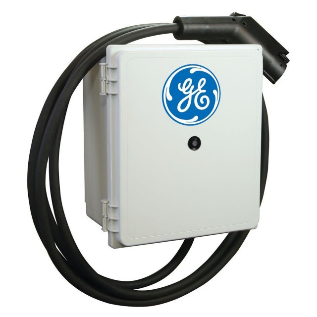 GE DuraStation electric-car charging station (EVSE)