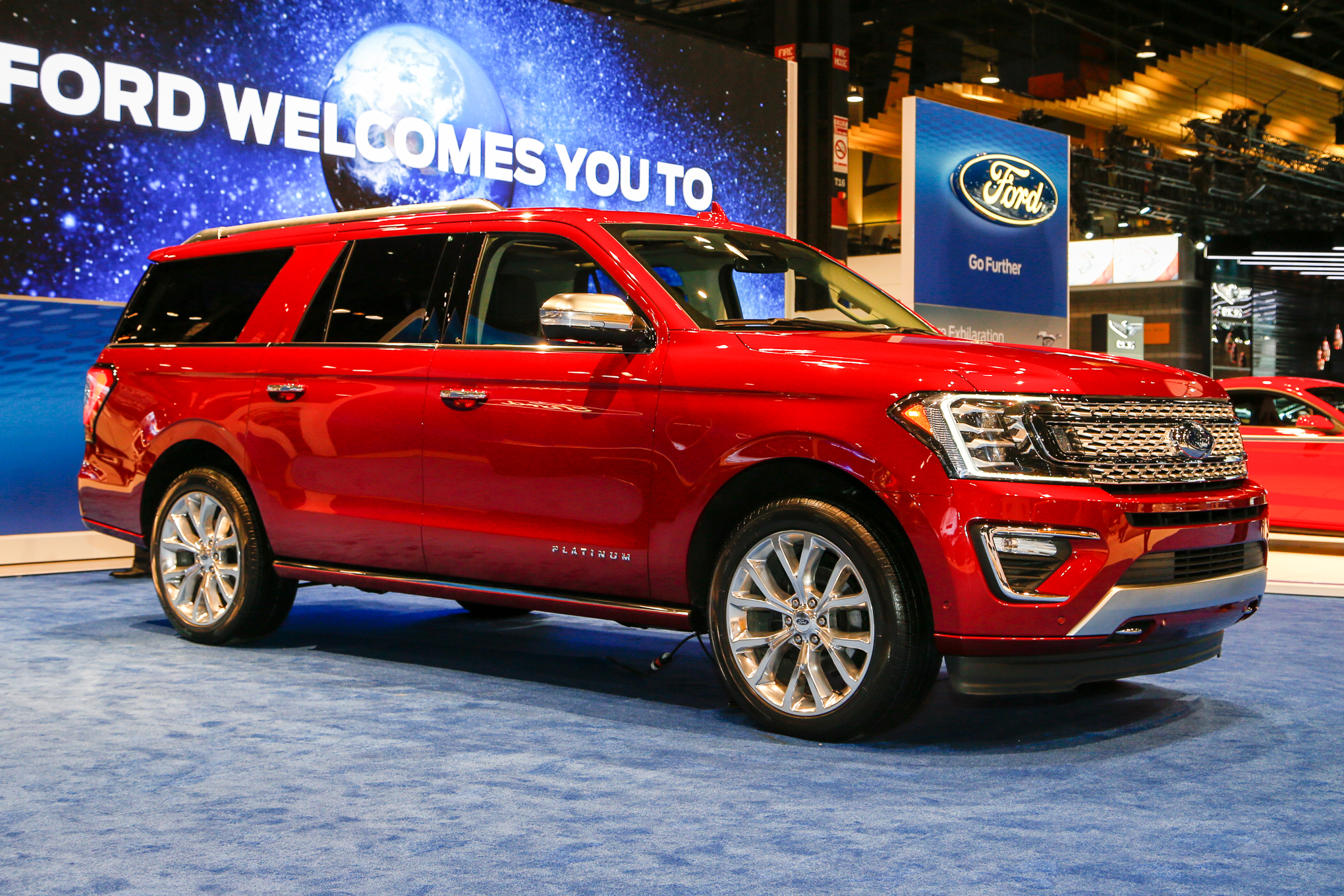 2018 Ford Expedition Review >> Refreshing Or Revolting 2018 Ford Expedition Car News Car