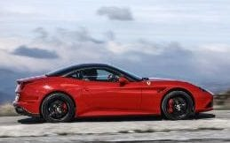 Ferrari California T side