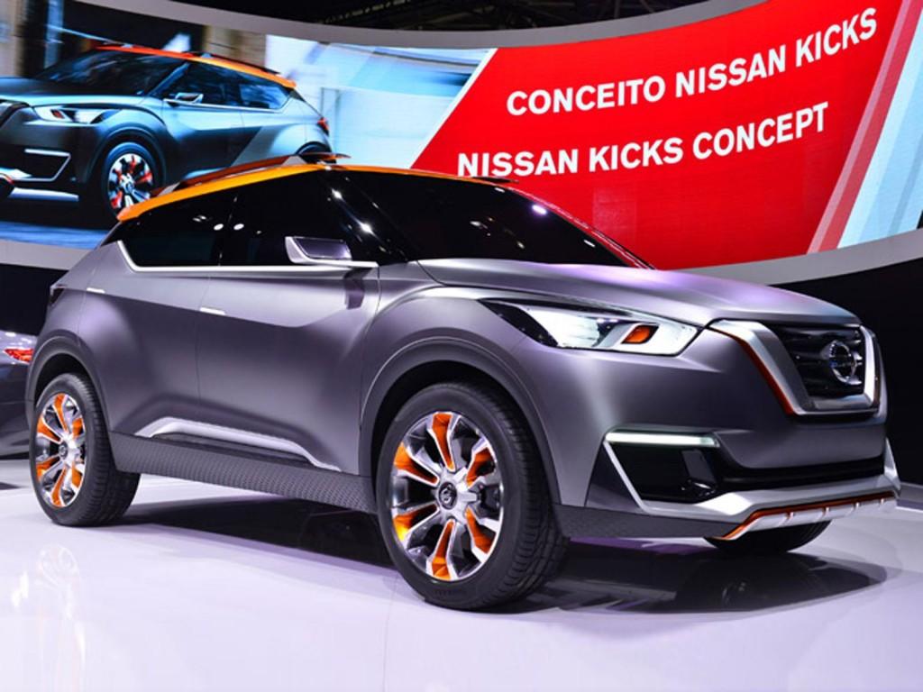 Nissan Kicks Compact SUV