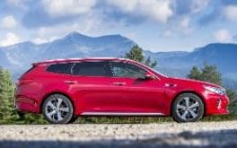 Kia Optima Sportswagen (2016)