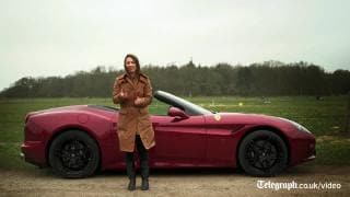 Ferrari California T video review