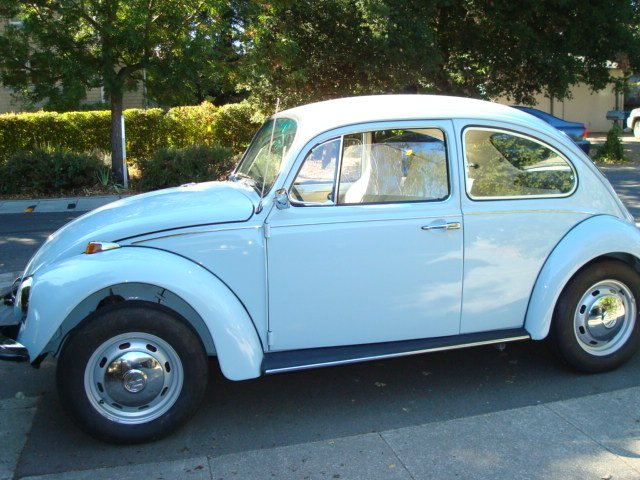1969 Volkswagen Beetle: Hemmings Find of the Day - Car News, Car Reviews, Car Maintenance ...