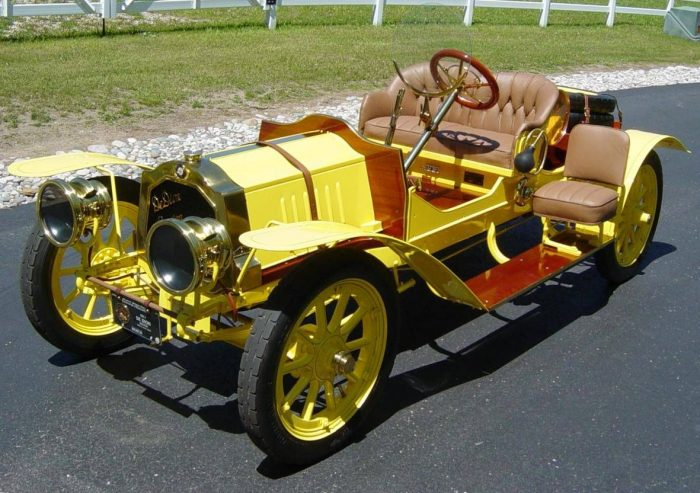 1910 de dion bouton runabout hemmings find of the day for Hemmings motor cars for sale
