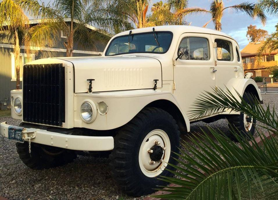 1954 Volvo PT21 Sugga – Hemmings Find of the Day | Car News, Car ...