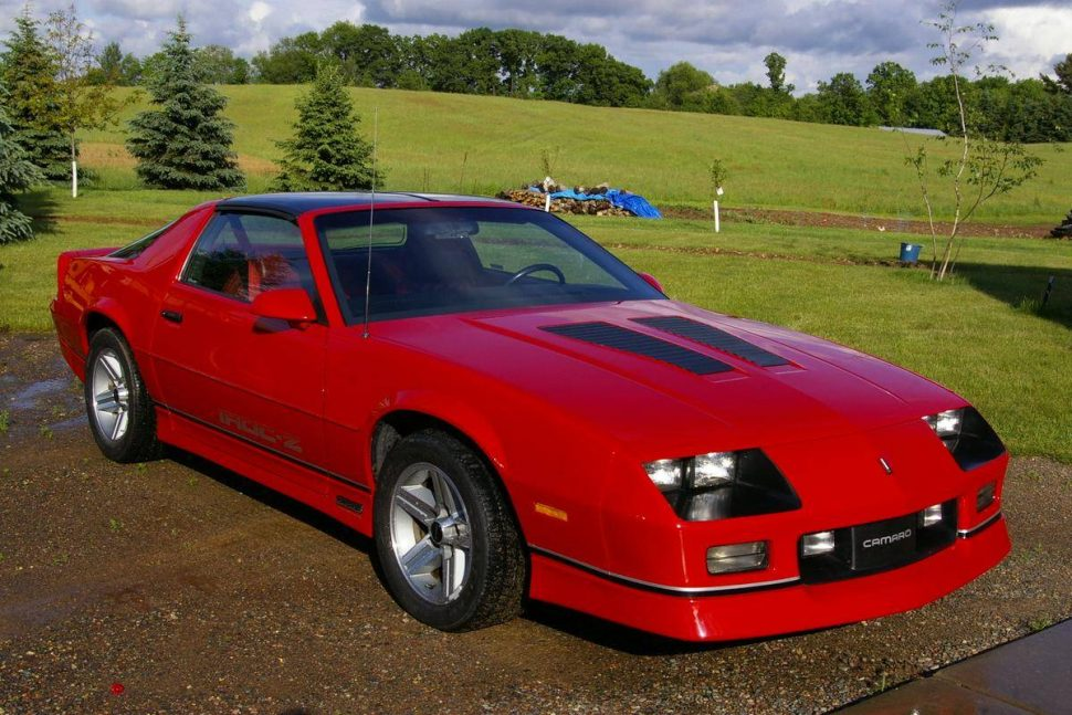 2019 Iroc Z >> 1987 Chevrolet Camaro IROC Z28 – Hemmings Find of the Day | Car News, Car Reviews, Car ...