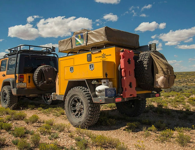 6 Great Off Road Trailers For Your Next Overland Trip