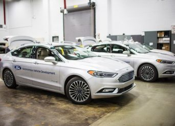 second-generation-ford-fusion-hybrid-automated-driving-research-vehicle