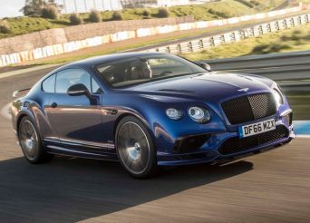 2017-Bentley-Continental-Supersports-front-three-quarter-in-motion
