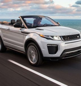 2017-Land-Rover-Range-Rover-Evoque-convertible-rear-three-quarter-in-motion