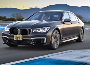 BMW M760i xDrive First Drive