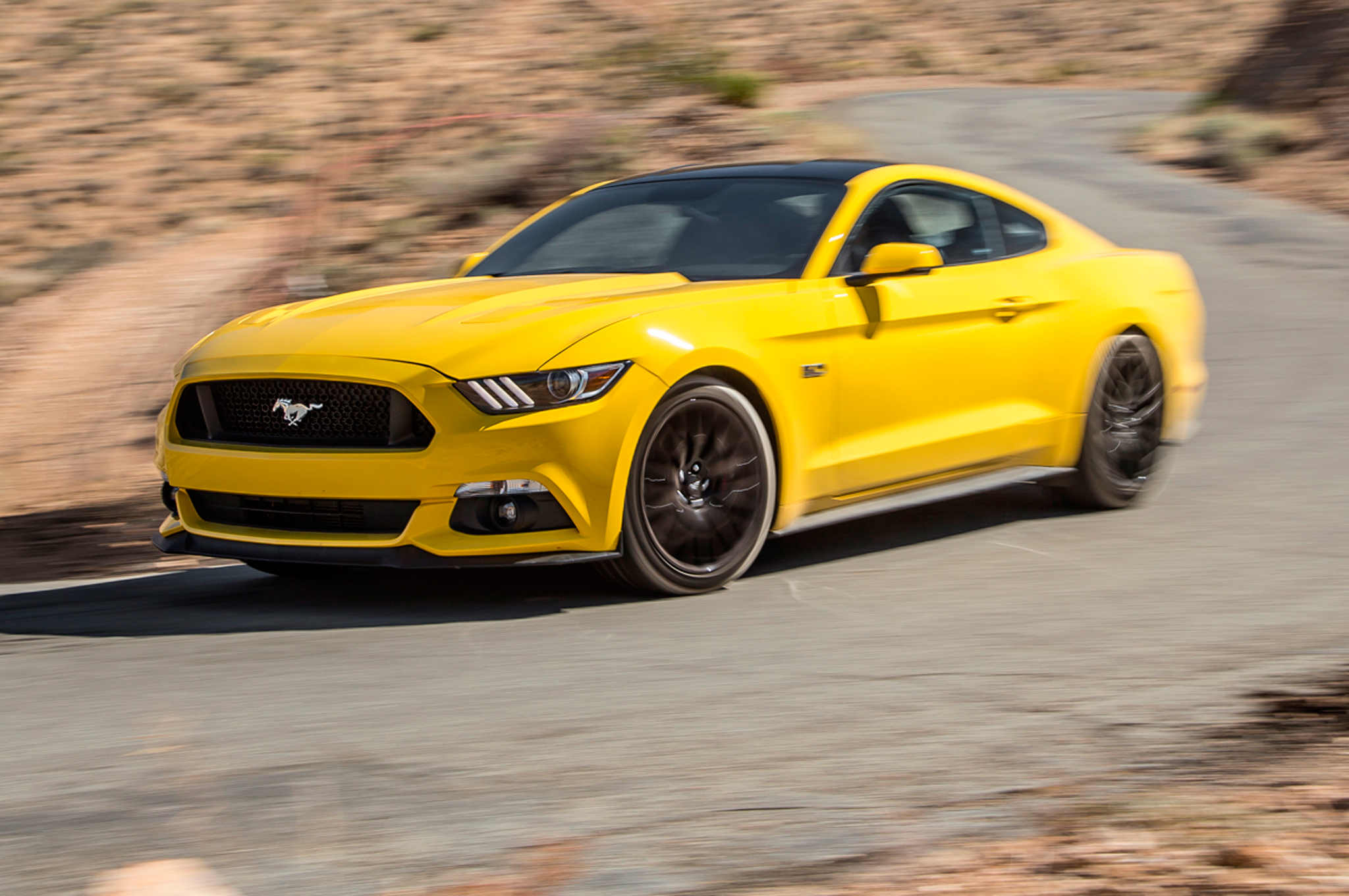 Ford performance launches power packs for 2015 2017 ford mustang gt